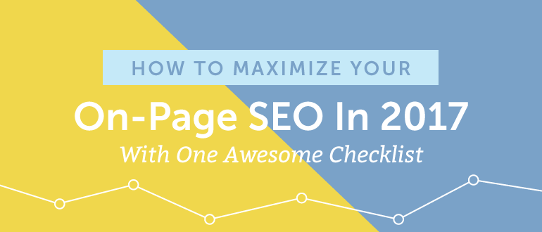 on-page-seo-checkliston-page-seo-checklist